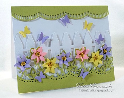 KC MArianne Designs Anja's Flowers 1 left