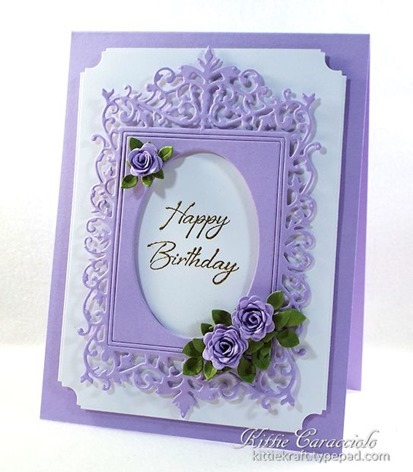 KC Impression Obsession Ornate Rectangle Frame 1 right