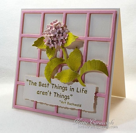 KC Elizabeth Craft Garden Notes Hydrangea 1 right