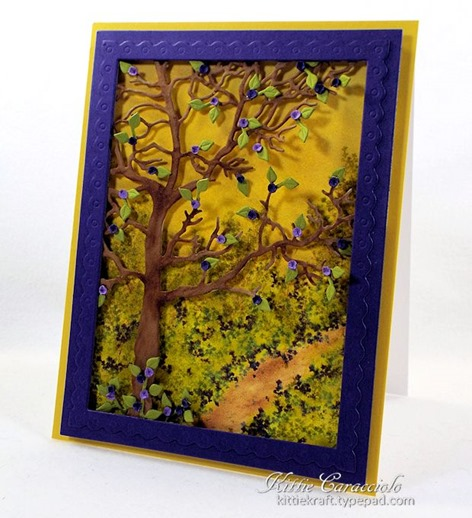 KC Impression Obsession Tree Frame 10 right