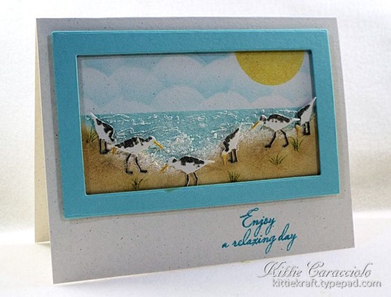 KC Impression Obsession Shore Birds 2 left