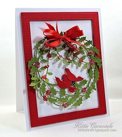 KC Impression Obsession Holly Wreath 2 left