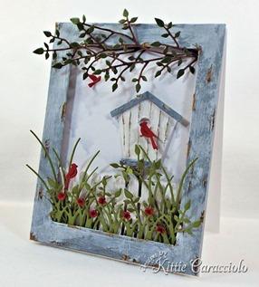 KC Poppy Stamps Carolina Birdhouse 1 right