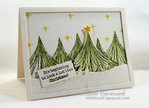 KC Essentials By Ellen Christmas Scribbles 1 left