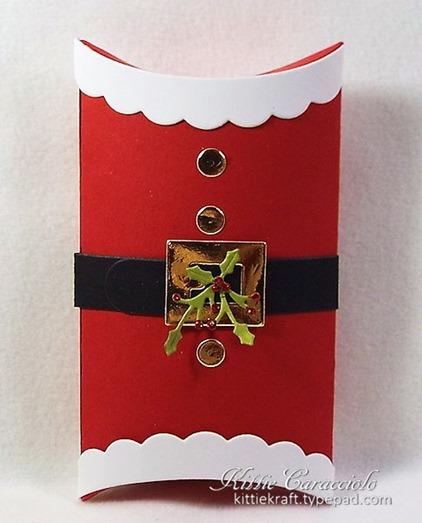 KC Lawn Fawn Pillow Box 1 Santa