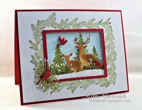 KC Impression Obsession Delicate Pine Frame 1 left