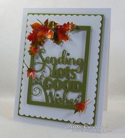KC Impression Obsession Good Wishes Word Block 3 right