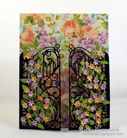KC Impression Obsession Wrought Iron Fence 2 center