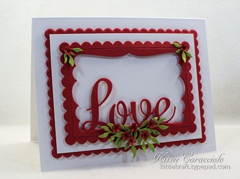 KC Impression Obsession  Love Border 1 left