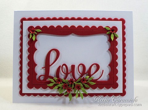 KC Impression Obsession  Love Border 1 center