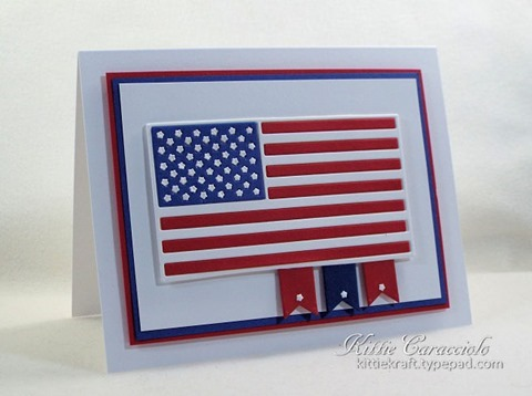 KC Impression Obsession US Flag 2 left