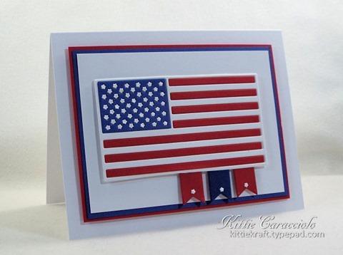 KC Impression Obsession US Flag 2 left