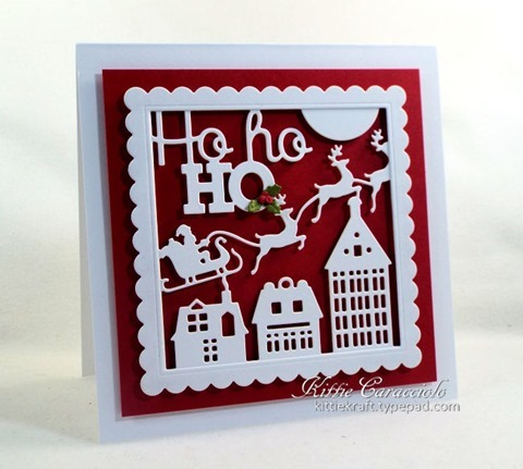 KC Impression Obsession Ho Ho Ho Square 1 left