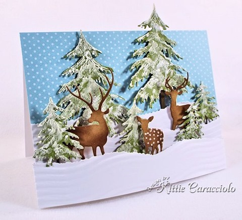 KC Impression Obsession Deer Trio 1 left
